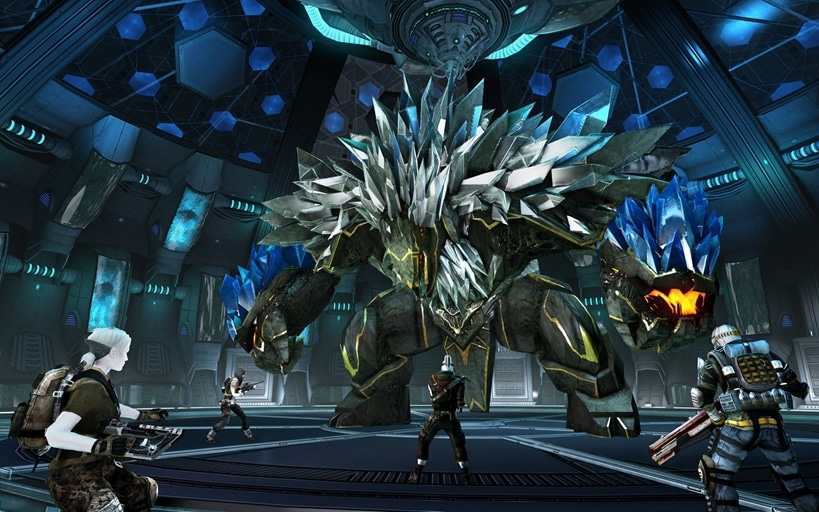 Arkbreaker DLC screen 2