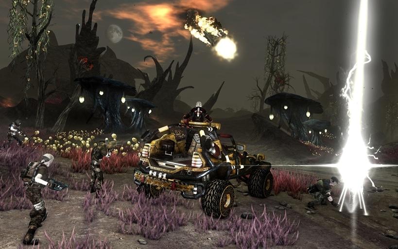 Arkbreaker DLC screen 3
