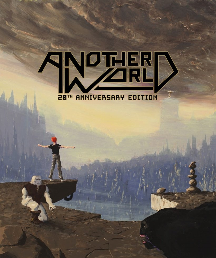 Another World E3 Screen 3