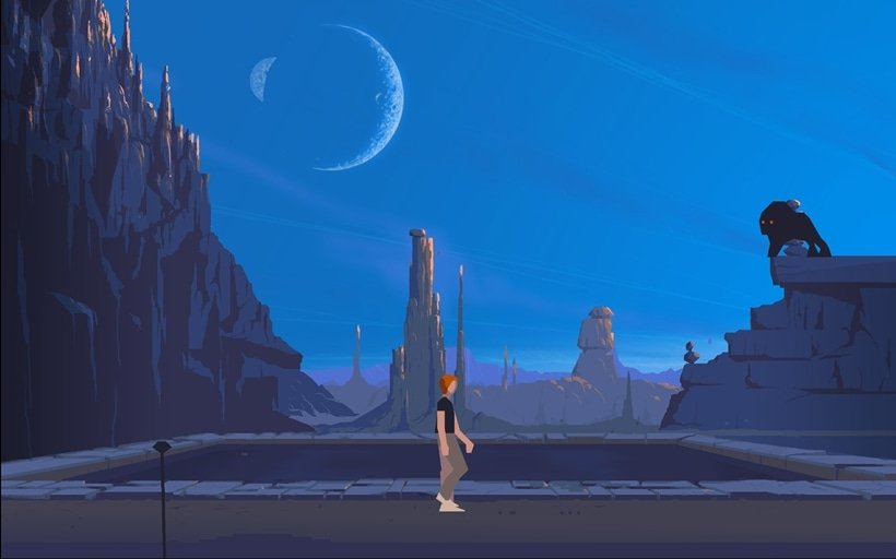 Another World E3 Screen 4