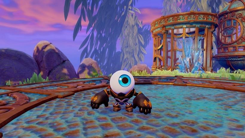 Mini Eye Small