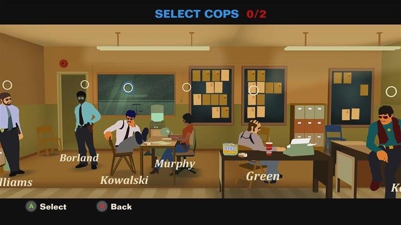 LA Cops - Review