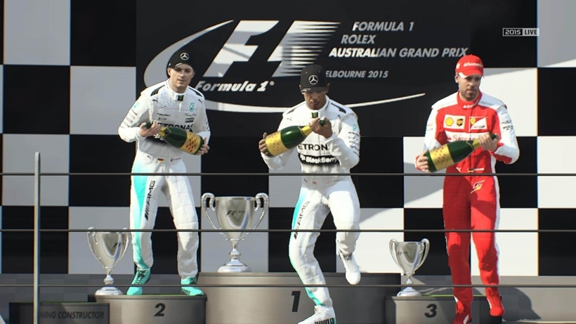F1 2015_Time to Celebrate