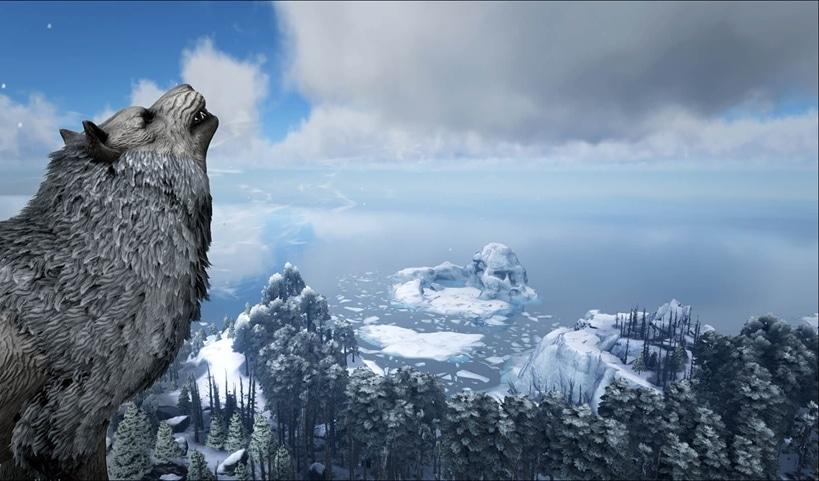 ARK: Survival Evolved Biomes 1