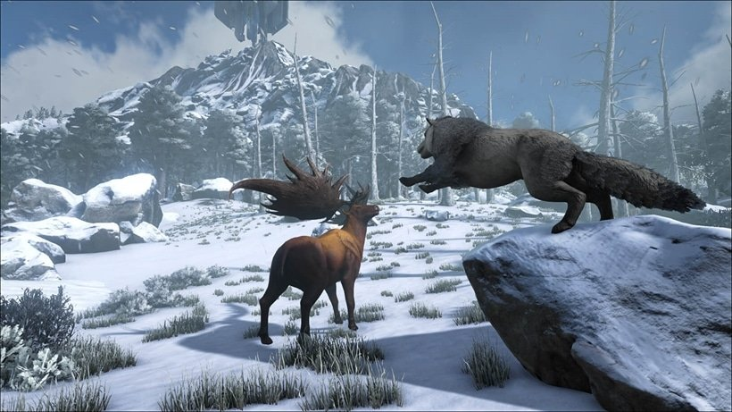 ARK: Survival Evolved Biomes 2