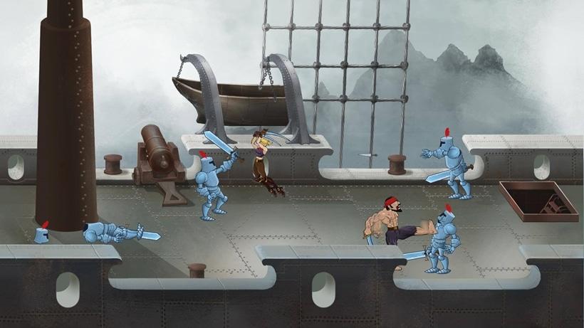 Fl337 screenshot Industrial Ship