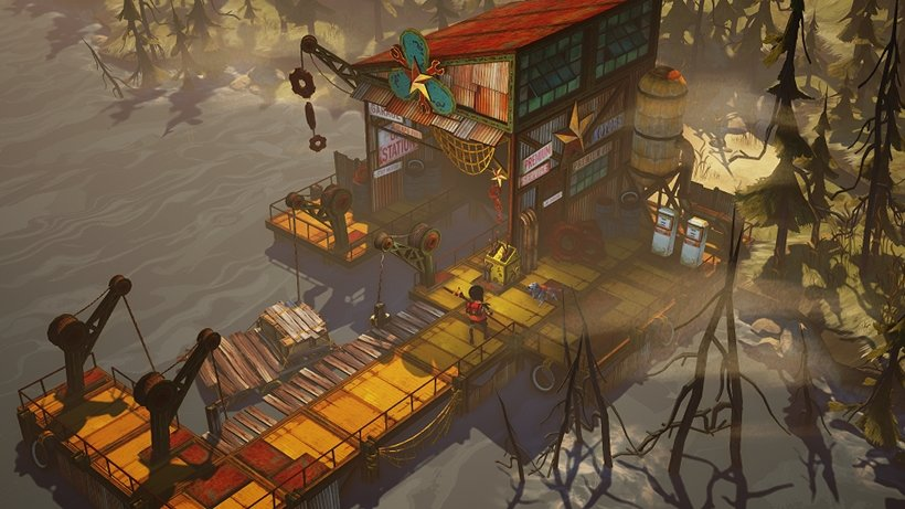 The Flame in the Flood 2/13/16 Screen 12