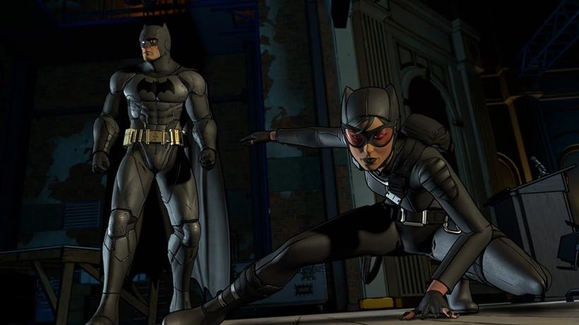 Batman - Telltale Series ep 2 screenshot
