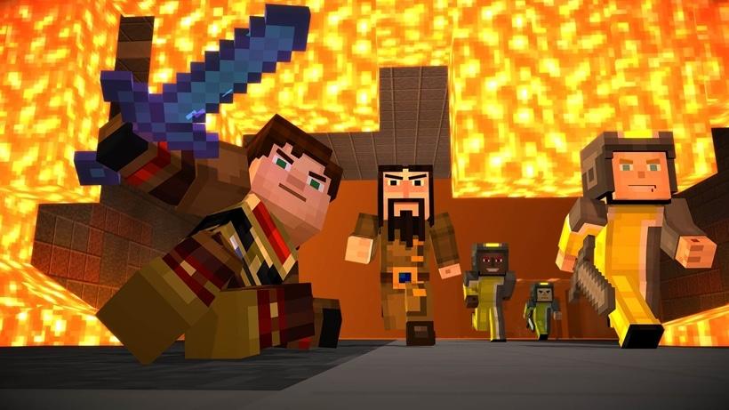 Minecraft - Story Mode Ep 8 screenshot
