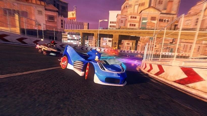 Sonic & All Stars Transformed screenshot