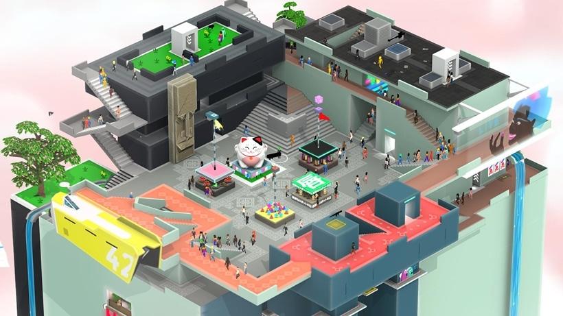 Tokyo 42 screenshot