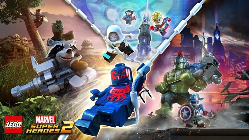 Lego Marvel Super Heroes 2 releases November 17th
