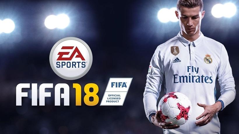 FIFA 18 Promo