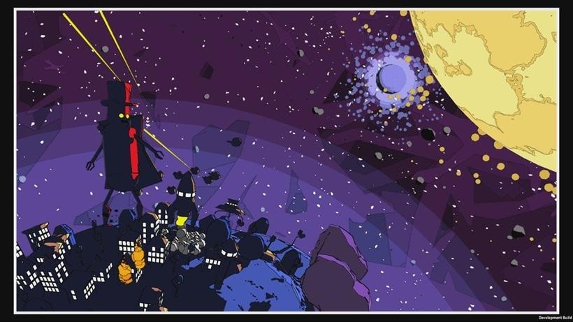 Jettomero: Hero of the Universe screenshot 2