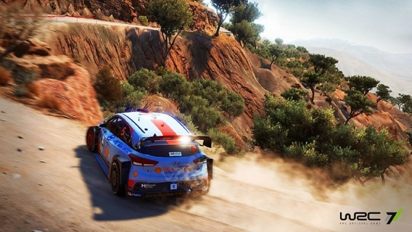 WRC 7 - Epic Stage Reveal