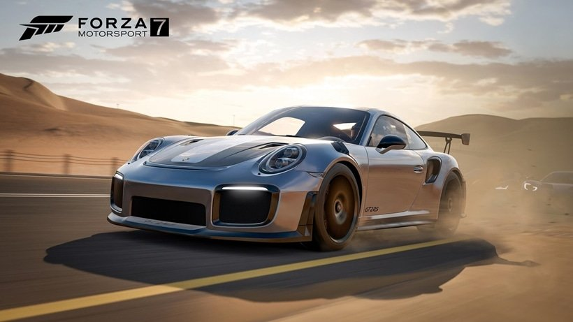 Forza Motorsport 7 - Review