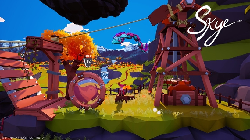 Preview screens