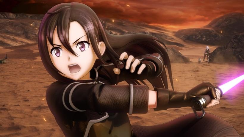 Sword Art Online: Fatal Bullet screen 4
