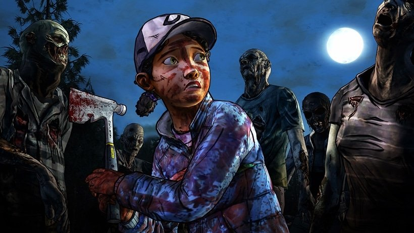 The Walking Dead Collection screenshot