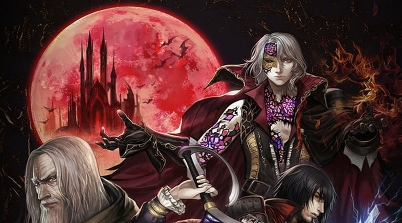 Bloodstained: RotN