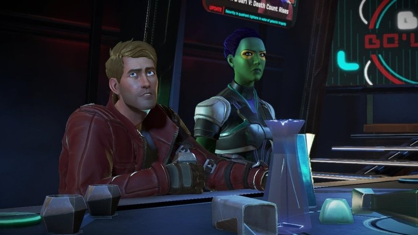 Marvel's Guardians of the Galaxy: The Telltale Series Episode 5
