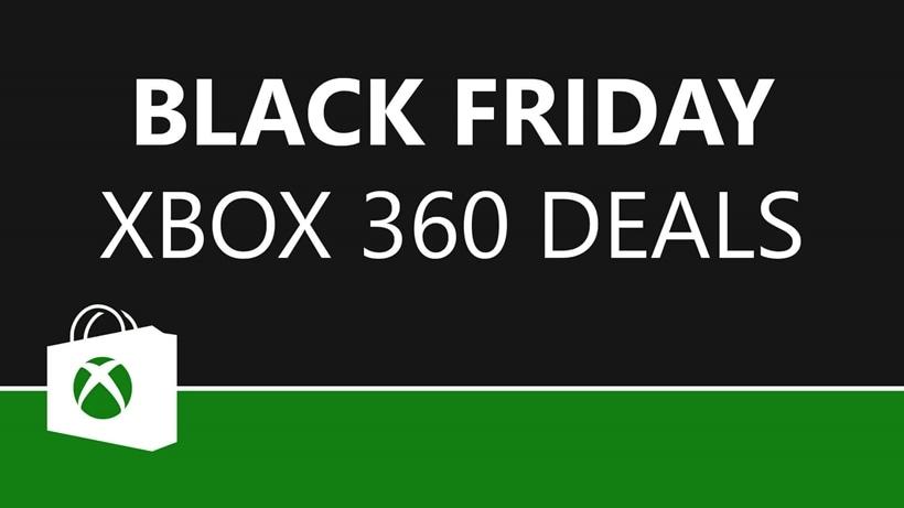 Xbox 360 Black Friday Silver Sales Roundup