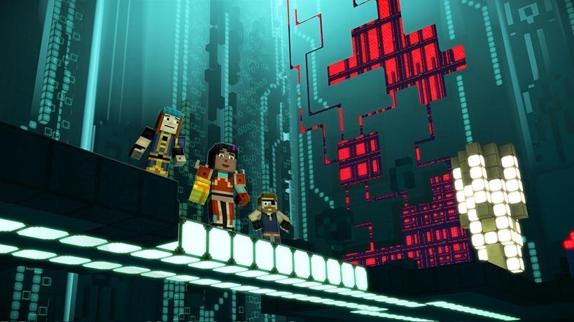Minecraft: Story Mode - Season Two Episode Five