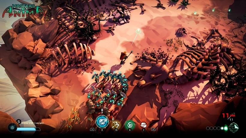 Masters of Anima screenshot