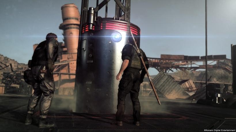 Metal Gear Survive Screen 8
