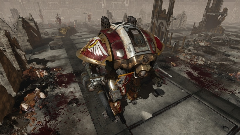 Warhammer 40,000: Inquisitor – Martyr screen 4