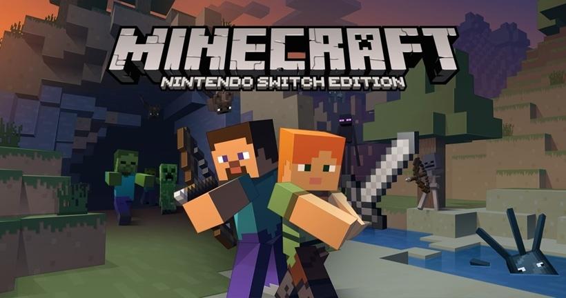 Minecraft (Nintendo Switch)