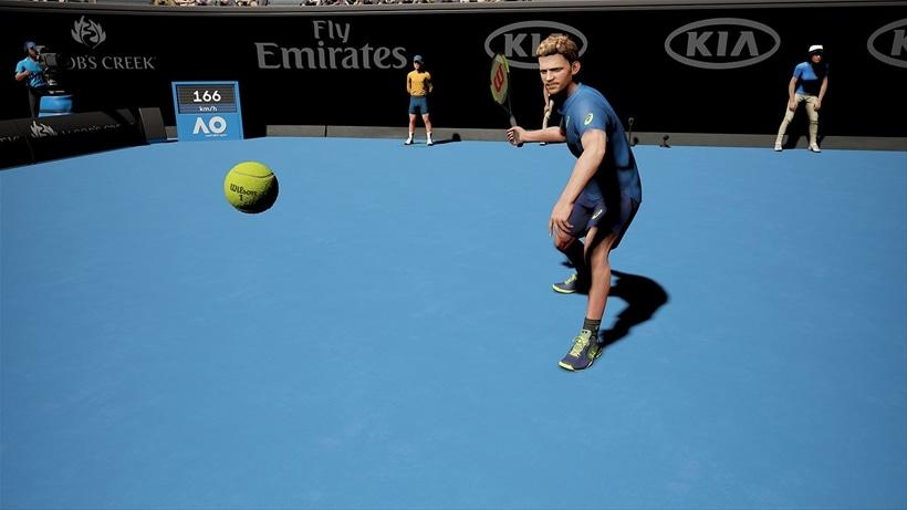 AO Tennis screenshot