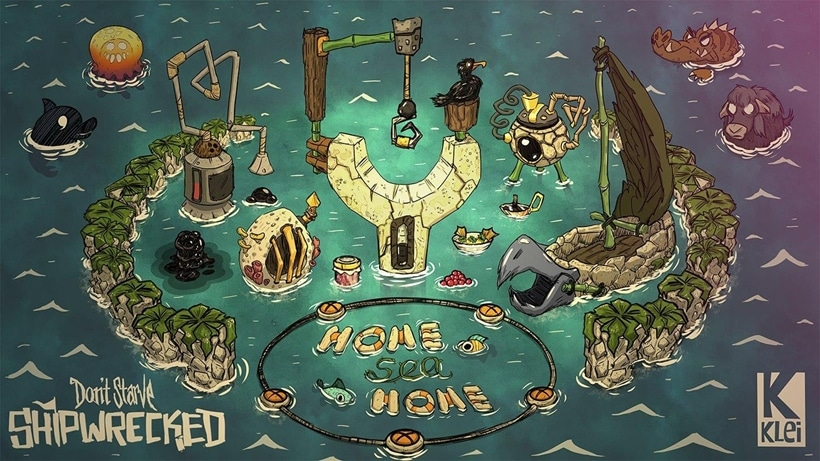 Shipwrecked Update