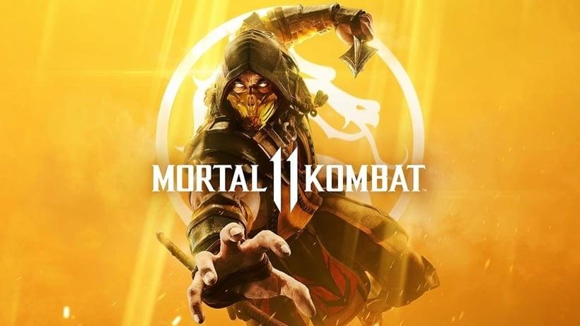 MK 11 Cover Art