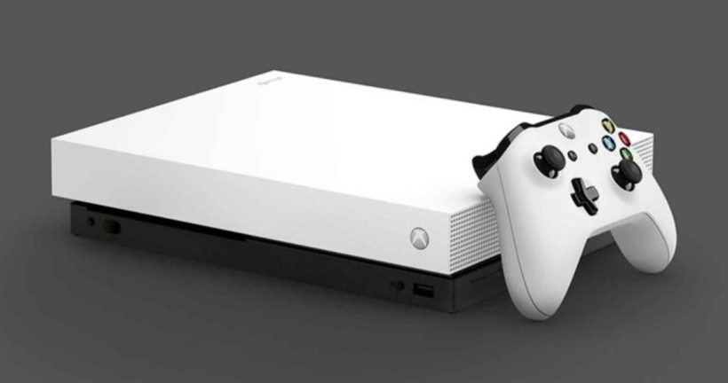 Discless Xbox One