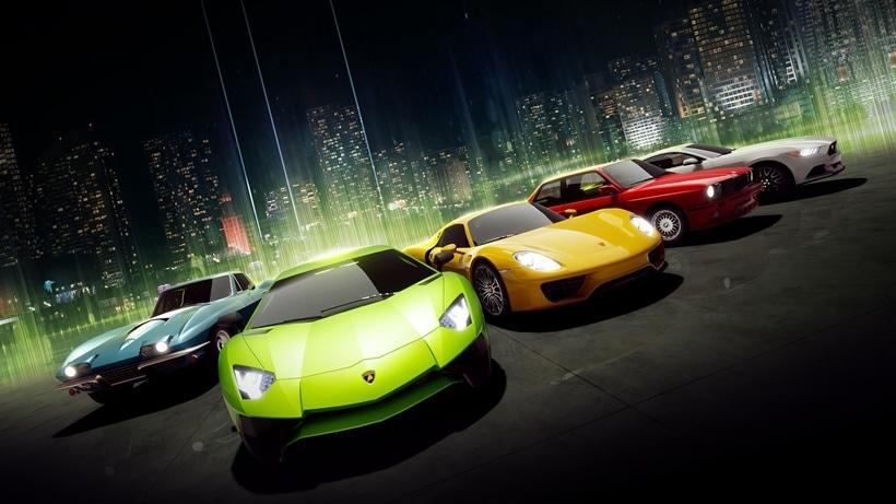 Forza Street - SuperHeroArt