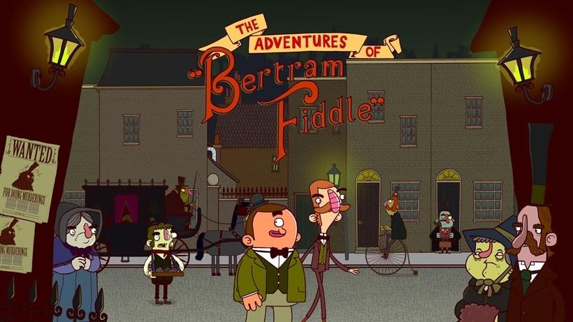 Adventures of Bertram Fiddle Achievements