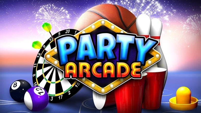 Party Arcade Achievements