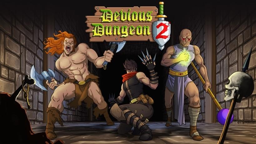 Devious Dungeon 2 Achievements
