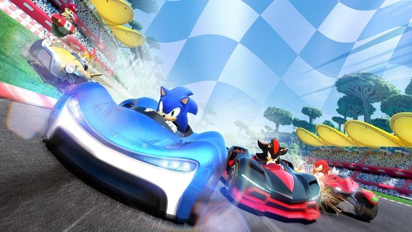 Team Sonic Racing - SuperHeroArt