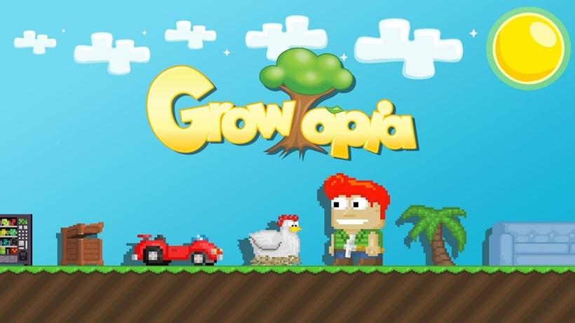 Growtopia ~ TitledHeroArt