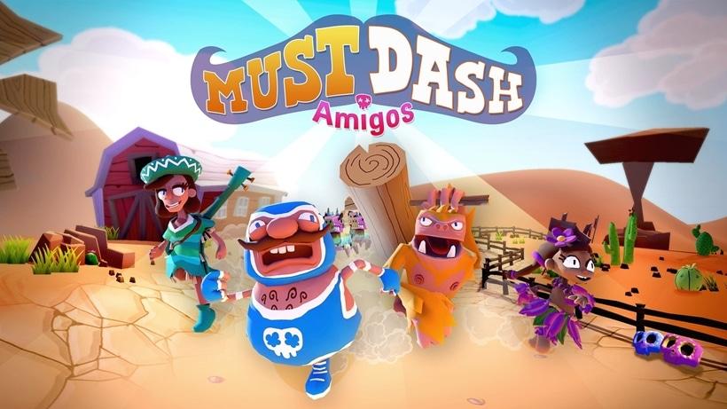 Must Dash Amigos Achievements