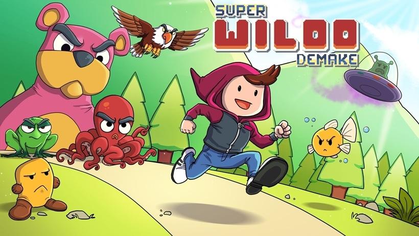 Super Wiloo Demake Achievements