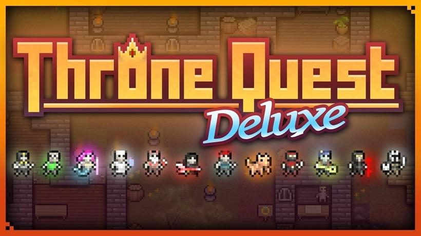 Throne Quest Deluxe Achievements