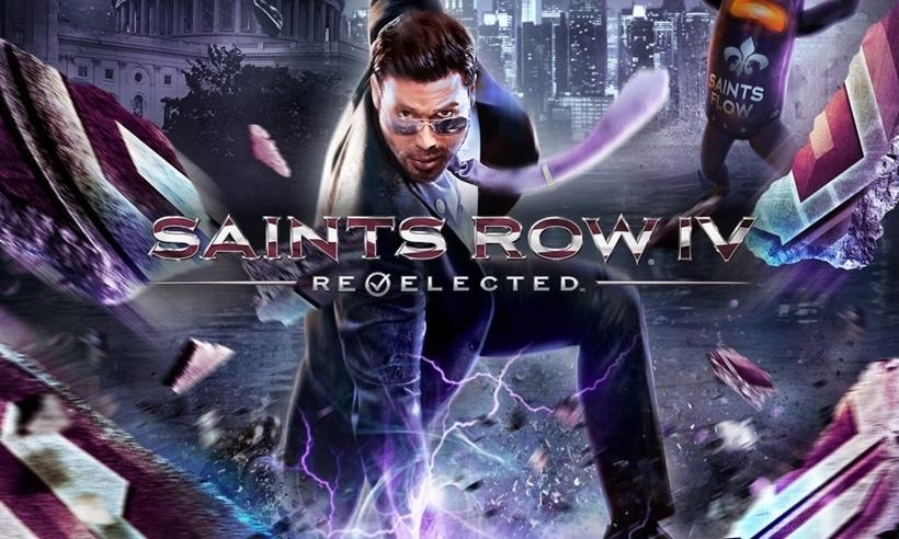 saints row iv re-elected