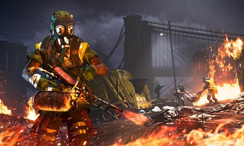 The Division 2 Warlords of New York DLC