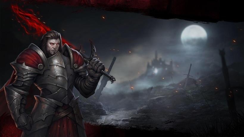 Immortal Realms: Vampire Wars (Game Preview) ~ SuperHeroArt