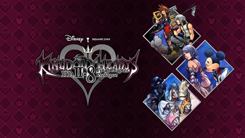 KINGDOM HEARTS HD 2.8 Final Chapter Prologue Achievements