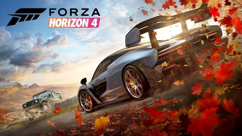 Forza Horizon 4 Achievements