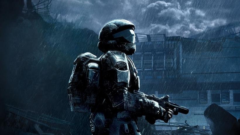 Halo 3: ODST [Halo: MCC] ~ SuperHeroArt